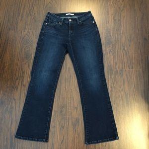 Women's Levis 529 Boot Cut Jeans Size 6 (29x29)